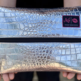Silver Gator MJ Bags-4 Sizes