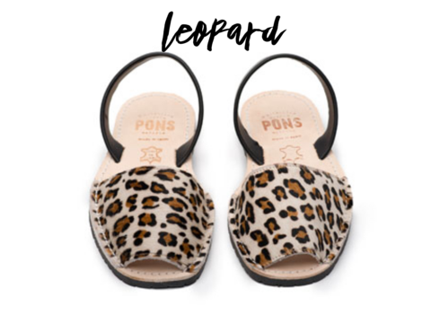 PONS Leopard Ready to Ship!