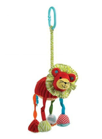 Zoo Animals Stroller Toy