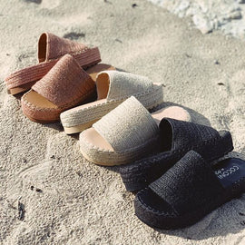 The Del Mar Platform Slides in Natural