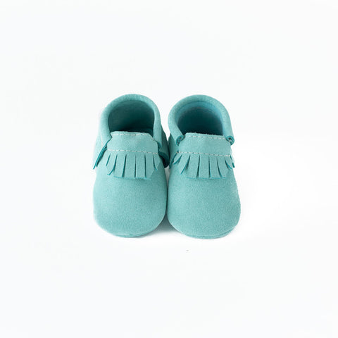 Suede Classic Moccasin-Mint