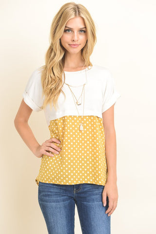 The Oh So Sweet Top