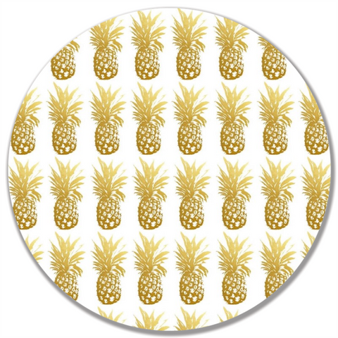 Pineapple Luxe Plate