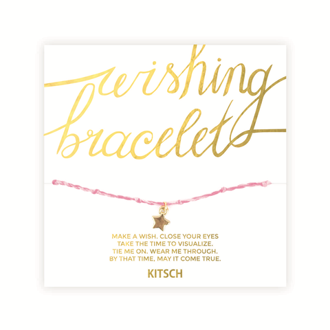 Wishing Bracelets- Star