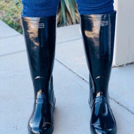The Fog Tall Boots-2 Colors