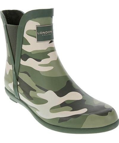 The Fog Rain Boots-6 Colors
