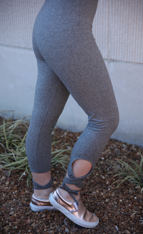 Wrap Ankle Legging