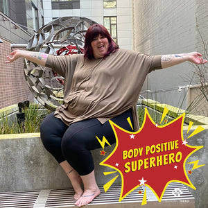 Anna Chapman - Superfit Hero Body Positive Superhero Award July 2020