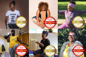 Black History Month Featured Body Positive Trainers