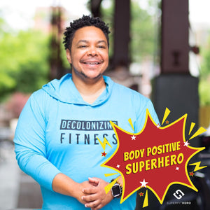 Body Positive Superhero Awards by Superfit Hero - Ilya Parker