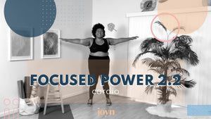 Focused Power Workout with Kanoa Greene and Joyn.co