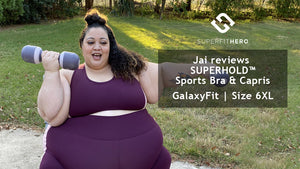Jai Murphy, Superfit Hero Fit Guide, GalaxyFit 6XL