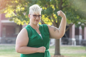 Superfit Hero Body Positive Fitness Trainer Kate Browne