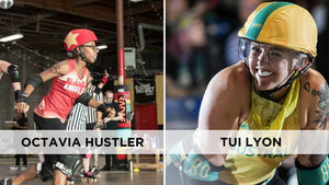 Superfit Hero Hangout #3 Roller derby newbie & world cup MVP
