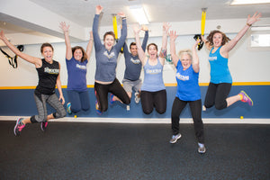 Superfit Hero Body Positive Fitness Trainer ShockYard Fitness & Social Club