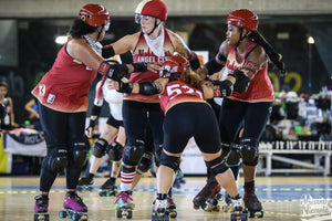 Superfit Hero Sponsored Team, Angel City Derby, on the Body Positive Fitness Finder