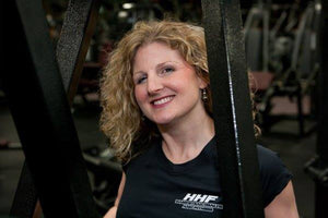 Superfit Hero Body Positive Fitness Trainer Cyndi Lou Springford