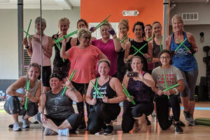 Superfit Hero Body Positive Fitness Trainer DJ Neill