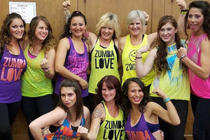 Superfit Hero Body Positive Fitness Zumba Teacher Kamala Lance in California