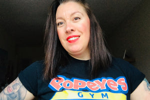 Superfit Hero Body Positive Fitness Trainer Karen Preene - Deadlifts & Redlips