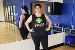 Superfit Hero Body Positive Fitness Trainer Laurie Cooper Stoll