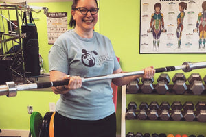 Superfit Hero Body Positive Fitness Trainer Lily-Rygh Glen from Flexible Fitness PDX
