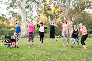Superfit Hero Body Positive Fitness MEE Active Australia