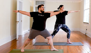 Work(out) From home with Marc Settembrino - Release Stress & Tension with Yoga