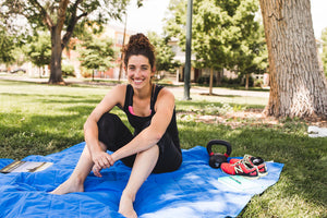 Superfit Hero Body Positive Fitness Trainer Whitney Blakeslee of The Alley Gym in Denver