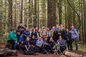Superfit Hero Body Positive Fitness Finder Jenny Bruso and Unlikely Hikers