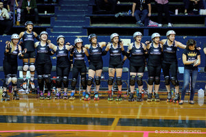 Superfit Hero Sponsored Team Cincinnati Rollergirls