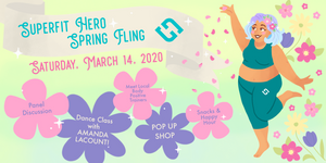 Superfit Hero Spring Fling on March 14, 2020