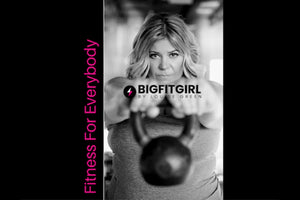 Superfit Hero Work(out) from home with Louise Green, Big Fit Girl Fitness App, free 30 days trial