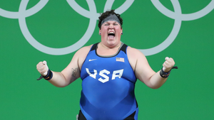 Team USA Weightlifter Sarah Robles takes one step closer to Tokyo at the Pan American Games