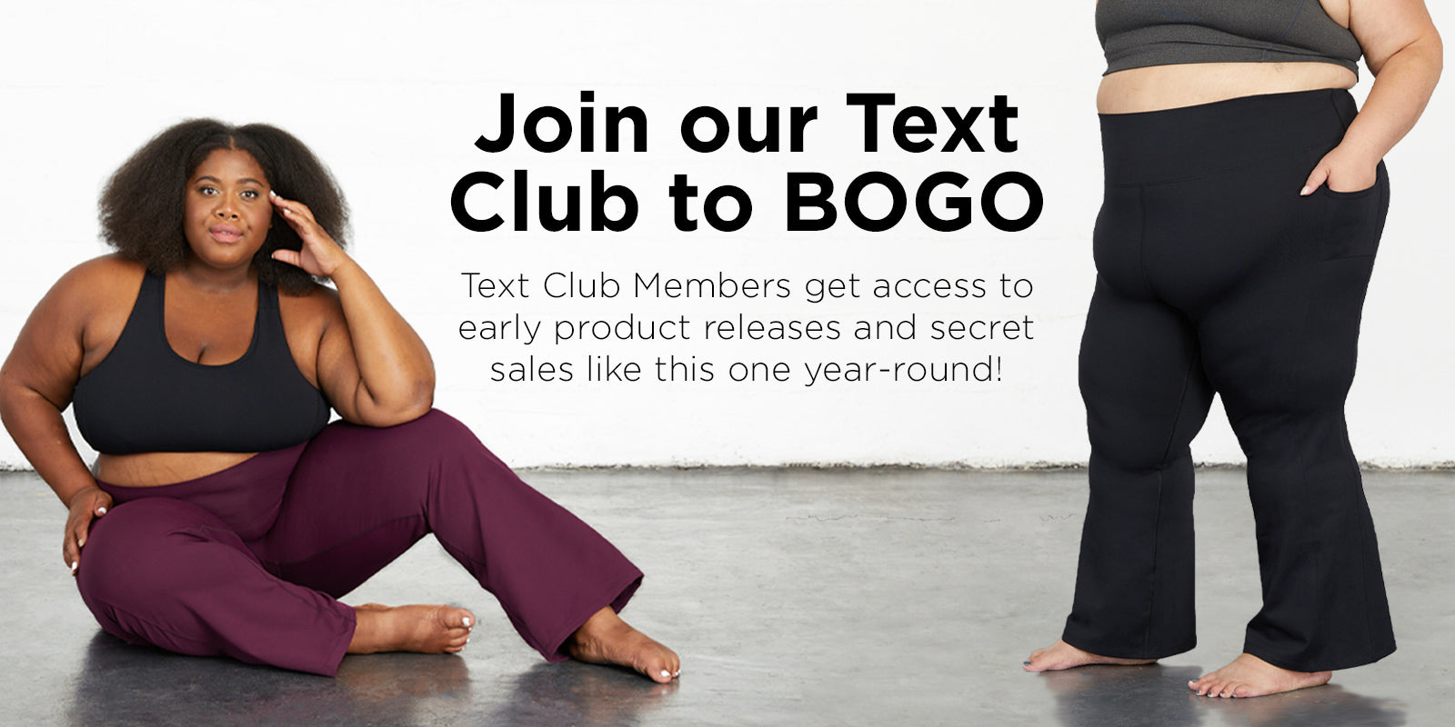 Join the Superfit Hero Text Club to BOGO 25% OFF
