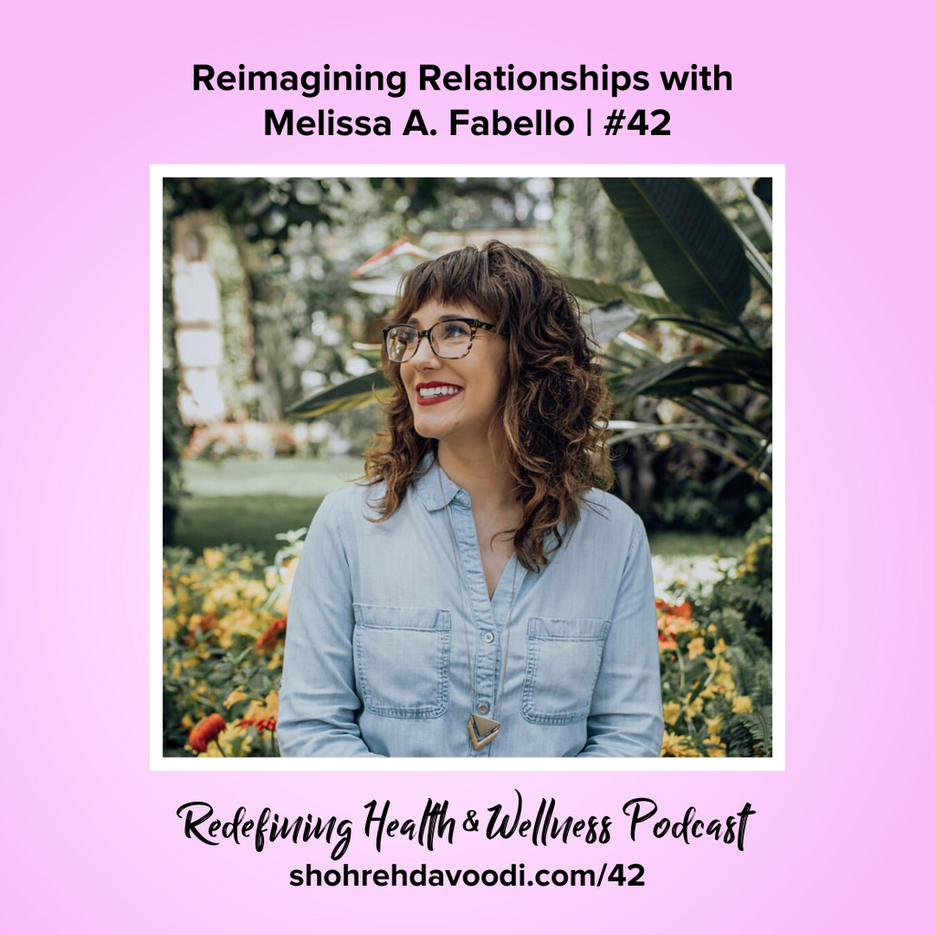 episode 42 of the redefining health and wellness podcast