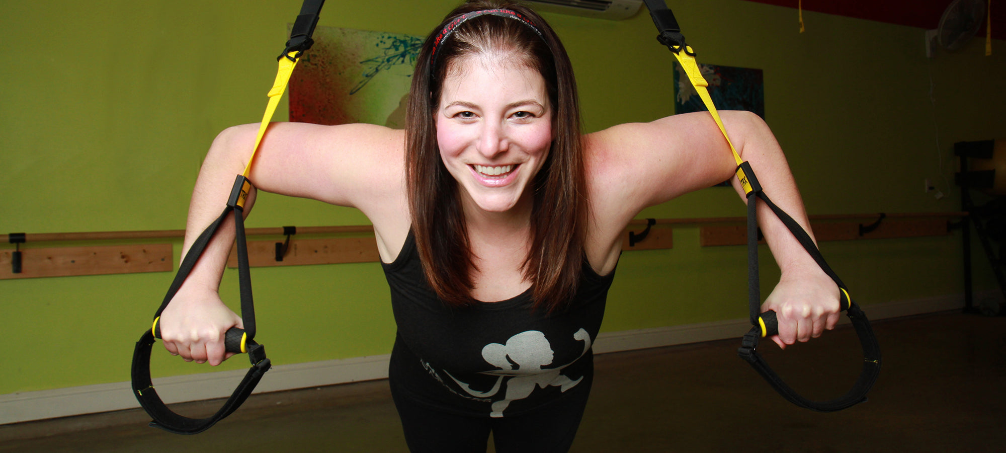 Mallory Cislo, Positively Fit Lake Highlands, Superfit Hero sponsored trainer