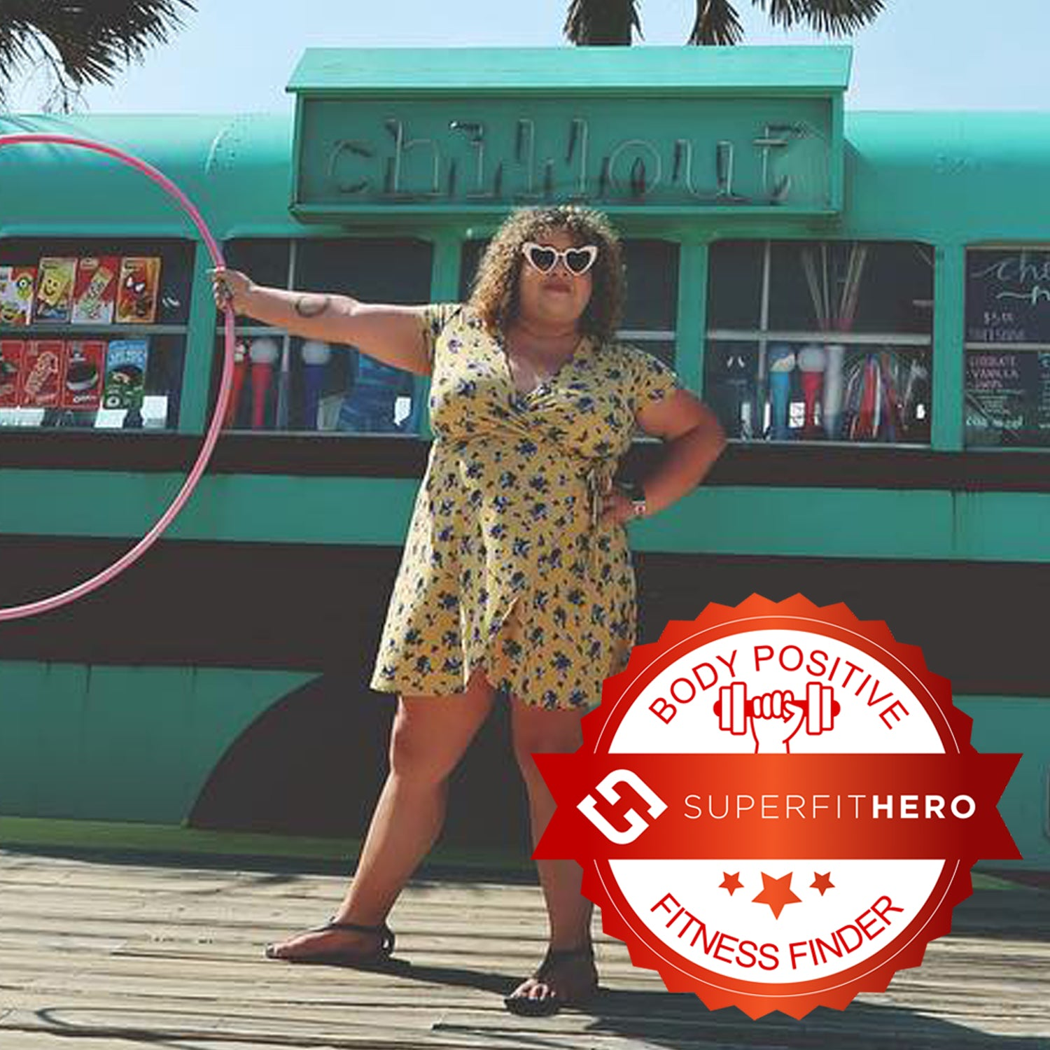 Heather Says on the Superfit Hero Body Positive Fitness Finder