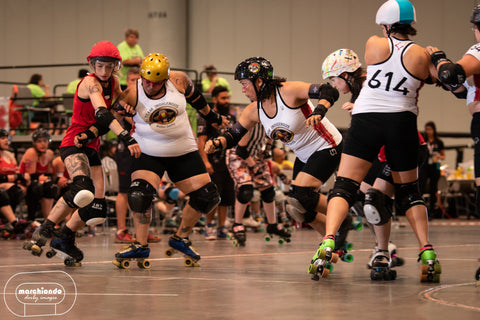 Superfit Hero Sponsored Team, Team Indigenous Rising Roller Derby