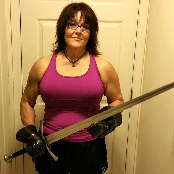 Superfit Hero - Amy Graham is a Badass Valkyrie