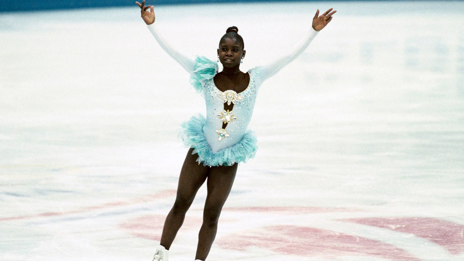 Surya Bonaly, Athlete featured by Superfit Hero for Women's History Month