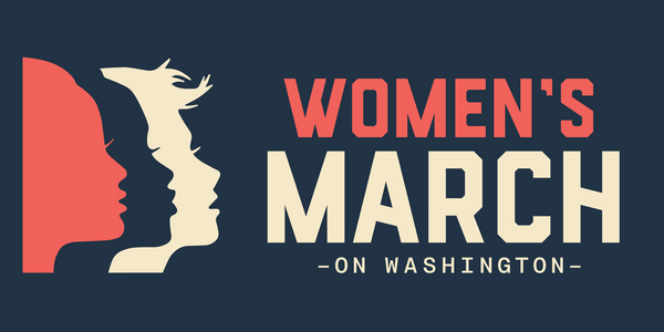 Women's March on Washington Banner