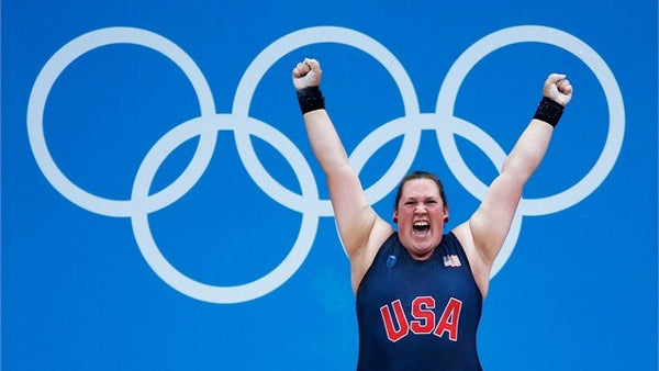 Superfit Hero - Don't Miss Sarah Robles Lift at the Olympics