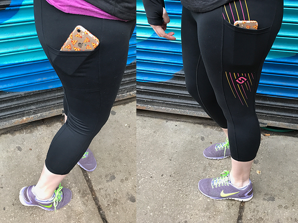 Perfect Pocket Capris - A Superfit Hero Review by blogger, A Northern Girl