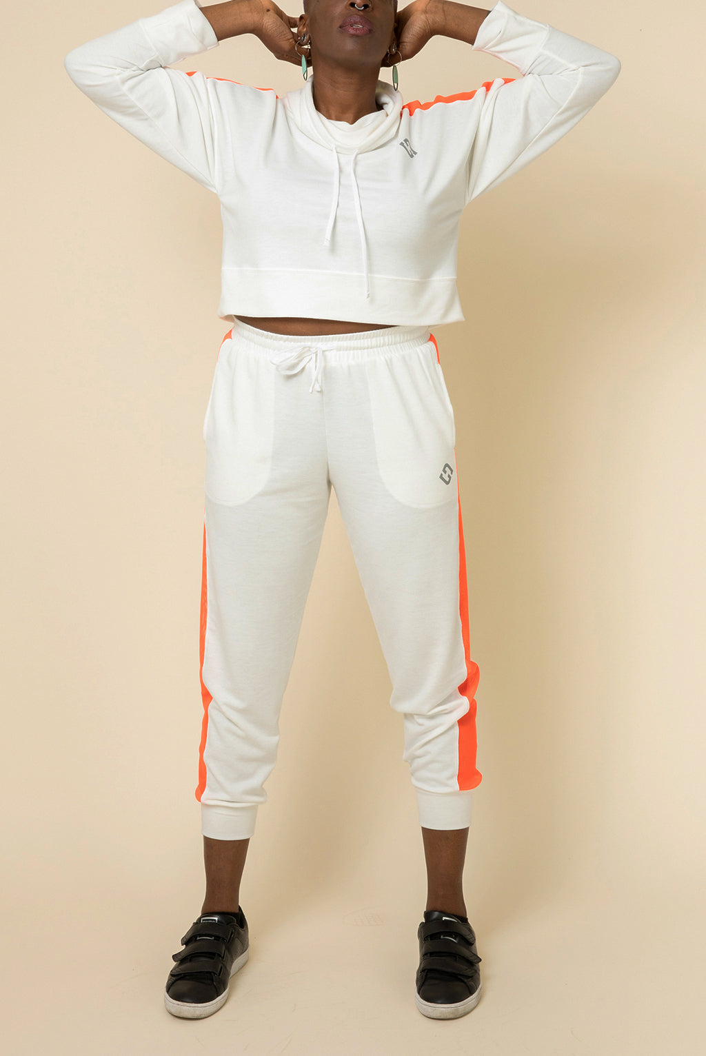 Superfit Jogger Pant - Ivory