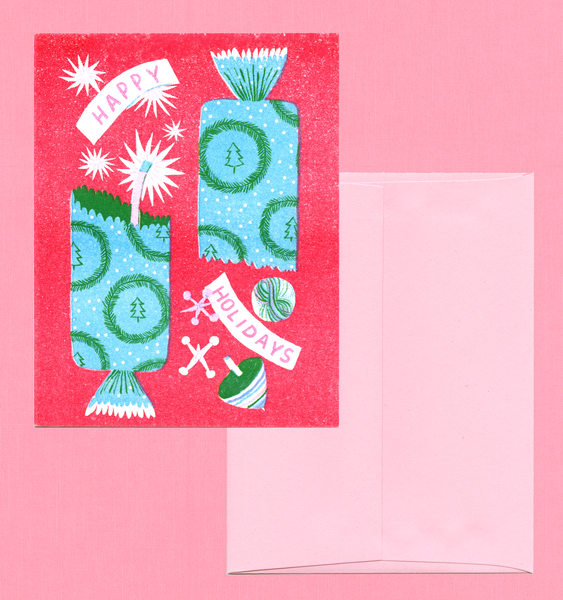 POP! HOLIDAY CARD | SINGLE CARD + ENVELOPE