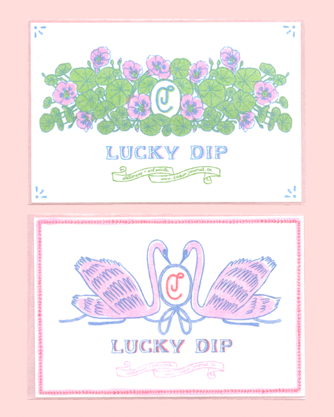 LUCKY DIP | RISO MYSTERY PACKET