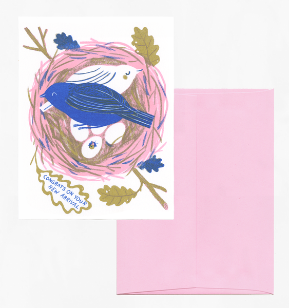 NEW CHICK | SINGLE CARD + ENVELOPE