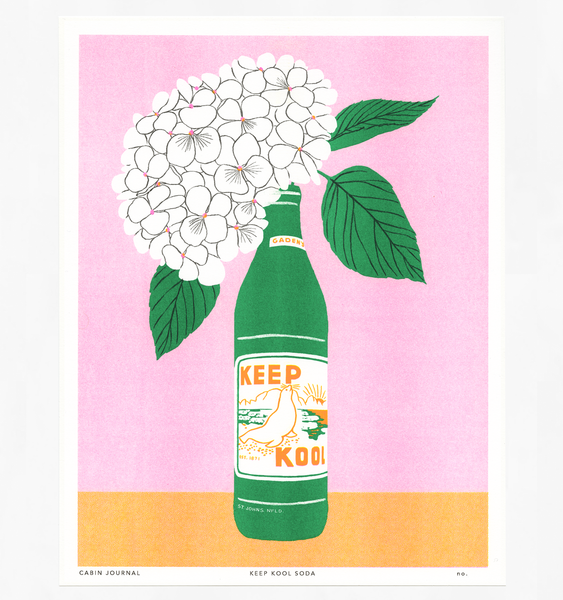KEEP KOOL ART PRINT