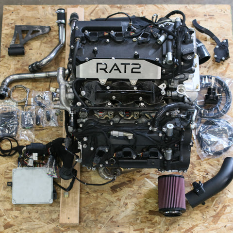 2GR Crate Motor and DIY Swap Kit - Rat2